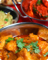 The Chilli Spice Restaurant in Camberley